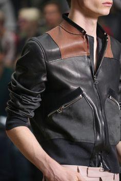 Nice bi-color jacket, distinguish yourself, be authentic