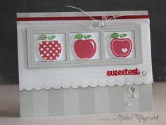 Pretty Pink Posh | Stitched Filmstrip Die Card - Nichol