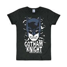 Batman - Camiseta Caballero de Gotham - The Dark Legend - XS #camiseta #friki #moda #regalo