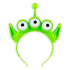 a75f5d6882b7 Product Image of Toy Story Alien Light-Up Headband   1 Disney Mouse Ears