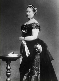"HIRM Empress Frederick of Germany (1840-1901) née Her Royal Highness Victoria, Princess Royal of Great Britain. ""There was one curious trait in her character: she was never really satisfied with the moment in itself. When she was in Berlin, everything in England was itself. When she was in Berlin, everything in England was perfect: when she was in England, everything German was equally perfect."" ~Her niece, Princess Marie Louise"