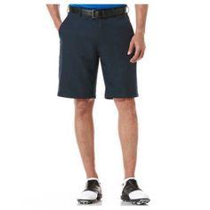 Ben Hogan Men's Performance Solid Flat Front Shorts, Size: 36