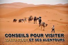Vous comptez prochainement partir au Maroc ? Voici un article avec quelques bons plans et conseils pour visiter Marrakech et ses alentours !