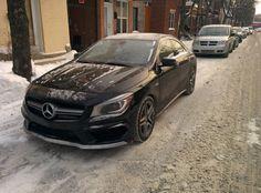 2014 Mercedes CLA 43 AMG