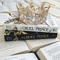 I admit it...Im obsessed with this book. Whats a book that you are obsessed with? Day 3: #dreambunnybookishanniversary {all time fave} this book is definitely one of my faves. #thecruelprince #thenovl #littlebrown #openbook #fantasybook #bookdragon #booknerdigans #bookstagram #hollyblack