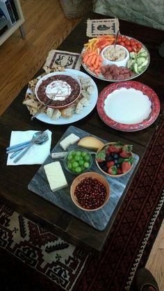 Simple Party Food