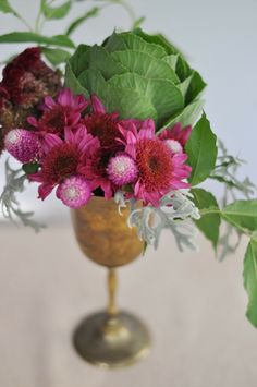 Tips for making floral arrangements ~ Style Within Reach