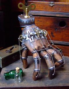 the steampunk thing