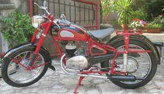 Monet-Goyon 125 cc