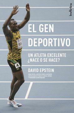 El gen deportivo //  David Epstein // INDICIOS (Ediciones Urano)