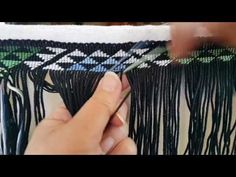 TOI TV is owned and operated by the Hetet School of Māori Art which specialises in the teaching and practise of traditional Māori Artforms. Māori Art is indi. Tablet Weaving Patterns, Weaving Art, Loom Weaving, Maori Patterns, Loom Patterns, Cross Stitch Patterns, Sculpture Art, Metal Sculptures, Abstract Sculpture
