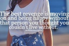 Being Happy Quotes About Moving On From A Guy And