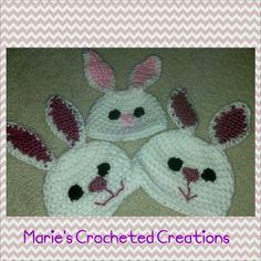 Bunny hats for NICU