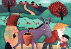 Mariana Ruiz Johnson   Ilustradores Argentinos   La Ilustración Argentina Destacada