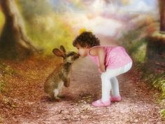 I don't know if this is photo shopped or not, but it is adorable!