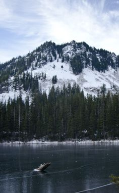 Mt. Baker Snoqualmie National Forest, WA.