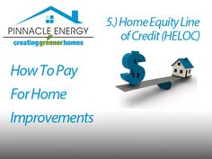 Like a home equity loan, a home equity line of credit (HELOC) uses your home as collateral to guarantee payment. Lenders give you a ceiling to which you can borrow; then they charge interest on only the amount used. You can draw funds when you need them — a plus if your project spans many months. Some programs have a minimum withdrawal, while others have checkbook or credit-card access with no minimum.