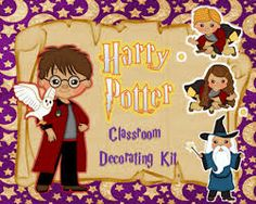 harry potter classroom designs - Google Search