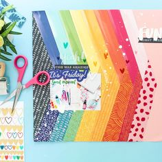 Another super bright and colorful layout using @amytangerine Hustle & Heart collection! Inspired by the beautiful paint strokes in the collection I created a rainbow chevron collage for my background. You can read all about it on Amy's blog and watch the process video on my YouTube channel (link in my profile) @amytangerineshop @americancrafts #scrapbook #scrapbooking #memorykeeping #scrapbookprocess #scrapbookingprocess #scrapbooklayout #scrapbookinglayout #scrap #ziniaamoiridou…