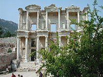 Ephesus is considered one of the great outdoor museums of Turkey, in fact perhaps of the world. It is located on the south of Izmir's Selcuk county.