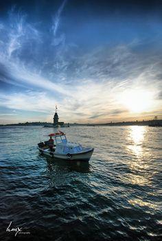 Kız Kulesi ve İstanbul