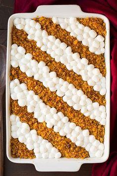 Browned Butter Sweet Potato Casserole | Cooking Classy | Bloglovin'