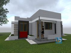 The Firstep House : Affordable Housing and Lifestyle for Every Beginner