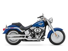 2015 Harley-Davidson® FLSTF Softail® Fat Boy®