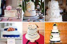 wedding cake for vintage wedding
