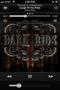 The Dark Ride by Prelude to a Nightmare. Dark creepy carnival style music.