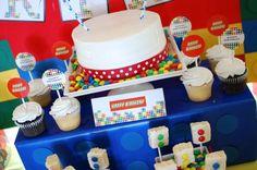 decoração festa aniversário lego menina - Pesquisa Google