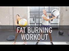 Fat Burning Workout - Girls u have to try it... one of the best workout, simple & quick!! love it! <3