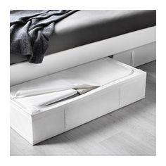 SKUBB Opbergtas - wit, 93x55x19 cm - IKEA