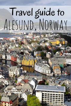 Travel guide to Alesund, Norway