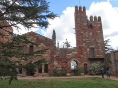 Cosetano: Castell d'Escornalbou