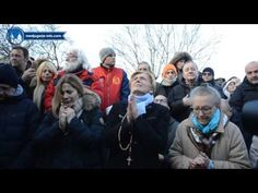 Shock Durante Apparizione 2 Gennaio 2017 a Medjugorje Pope Leo X, Our Lady Of Medjugorje, Catholic News, January 2, Important News, Satan, Christianity, Mystic, Youtube