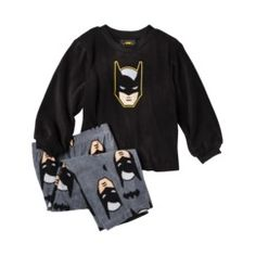 Batman Toddler Boys' Pajama Set