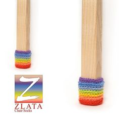 Chair Boots Crochet Chair Socks floor protector Free by ChairSocks, $34.00
