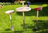 Mit der Selbstbauanleitung für mobile Gartenmöbel kann jeder Platz im Garten in einen neuen Lieblingsplatz verwandelt werden.