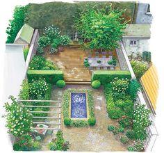 Fresh Gestaltungstipps f r einen Stadtgarten