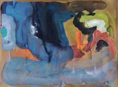 Cofrades en la Gran Vía de Don Diego. 100 x 70 cm