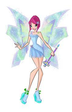 Winx: Tecna Mythix by DragonShinyFlame.deviantart.com on @DeviantArt