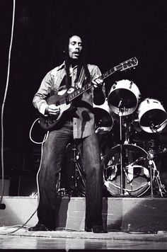 Bob Marley Live at Madison Square Garden, NY, 1980, the UpRising Tour
