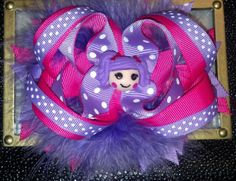 lalaloopsy boutique bow