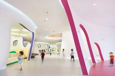 Family Box Education Center by SAKO Architects || Knstrct