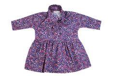 Soor Ploom Tilda Dress - Liberty Floral