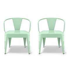 $80 - Target - Industrial Kids Activity Chair (Set of 2) - Pillowfort™