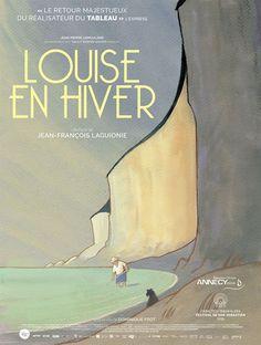 Louise by the Shore; Louise en hiver : de la solitude et de la délicatesse par Jean-François Laguionie