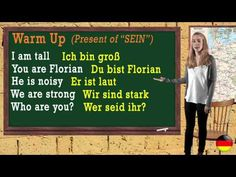 German lesson 5 --  verb to have