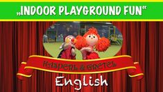 Indoor Playground Fun Youtube Kanal, Indoor Playground, Have Fun, Character, Cordial, Adventure, Funny, Lettering